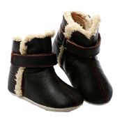 Infant SNUG Chocolate Brown
