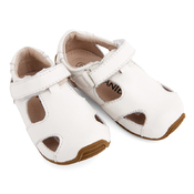 Jr Sunday Sandals White