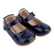 Mary-Jane Shoes Patent Navy