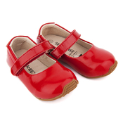 Mary-Jane Shoes Patent Red