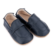Pre-walker Loafers in Navy