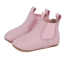Pre-Walker Riding Boots Pink