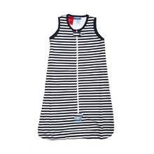 Baby Sleeping Bag 0.5 tog Navy Stripe