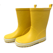 Kids Rubber Gumboots Yellow