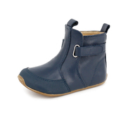 Toddler Leather Cambridge Boots Navy