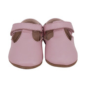 Pre-walker Leather T-Bar Shoes Pink