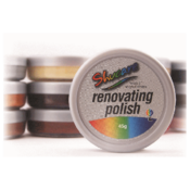 Renovating Shoe Polish - Various Colours