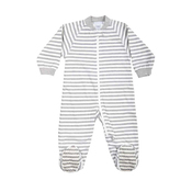 Baby Buggy Sleeping Bag 1.0 tog Grey Stripe